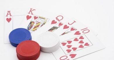 Clasificación de las manos de poker